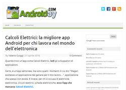 Recensione Androiday