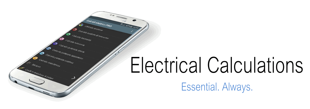 Electrical Calculations App